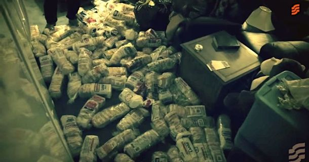 This Man's Floor Is Covered With Bread And The Reason Why Will Make You Heart Ache